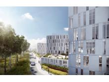 Månedens bygg i mai 2017: KLP - Abels hus i Trondheim