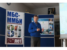 Direktør Salve Dahle Workshop Murmansk