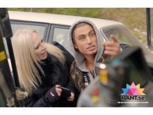 Samir Badran och Isabel Adrian bygger Hänts digitala varumärke