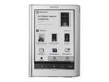 Reader Touch Edition PRS-650 von Sony silber_3