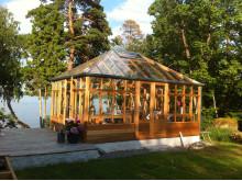 Grand design med Grand Glasshouse