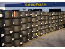 Goodyear general Racing tires