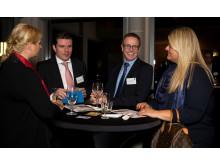 Netzwerken mit Niveau beim 15. CeeClub in Dortmund