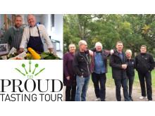 The Proud Tasting Tour medverkande aktörer