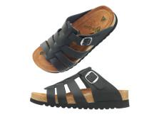 Sandal/toffel med magnetsula