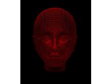 Artificiella intelligensen Simone ska hålla ordning på Tekniska museets besökare i höst.