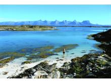 Die Helgelandsküste