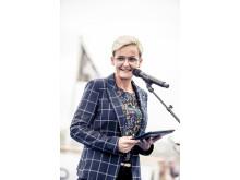 Fællesskabsprisen 2019, Børne- og undervisningsminister Pernille Rosenkrantz-Theil.