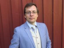 Författarporträtt: Tobias Hägerland