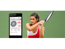 Smart Tennis Sensor_App von Sony_07