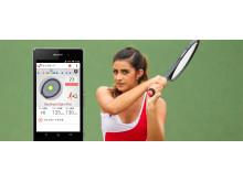 Smart Tennis Sensor_App von Sony_07