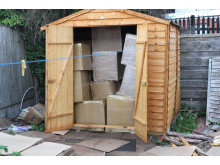 Op Ugly Shed full of smuggled tobacco NW13/15 Salford couple jailed for £3.8m tobacco duty fraud