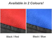 Utendørspleddet Snug Rug Outdoor - To farger