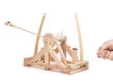 Leonardo Da Vinci Tremodeller
