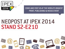 Neopost at IPEX 2014