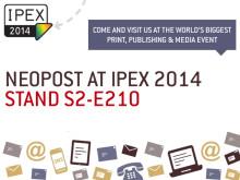 Neopost at IPEX 2014