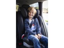 Barnsäkerhet i bil