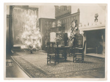 Jul på Tjolöholms Slott 1923