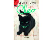 Katten Cleo av Helen Brown - Omslag flat