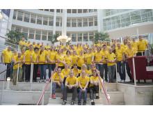 Sverigelaget Special Olympics World Games LA2015