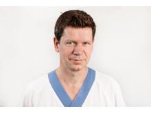 Henrik Lindman, överläkare i onkologi och expert på bröstcancer