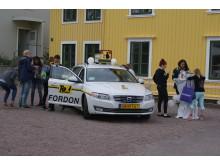 Taxi Göteborg var på plats som exklusiv partner även under Match Cup 2015 på Marstrand. Foto: Taxi Göteborg