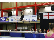 Start der Hamburg Gymnastics