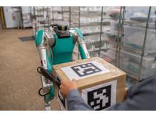 Digit robot CES 2020
