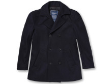 Sebago Sayward Wool Jacket Dark Navy
