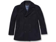 Sebago Sayward Wool Jacket Dark Navy