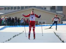 Vemund Ravnsborg Gurigard jaktstart jr-vm, Minsk