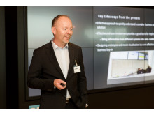 Customer Statoil talking at opening of CXC CPH_05.10.17