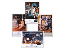 Klassiska Star Wars Posters
