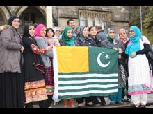 Rochdale borough celebrates the National Day of Kashmir