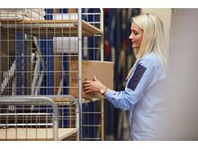 JYSK Sverige butiksarbete