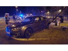 Biler redder liv: Martin kunne være død