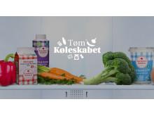 Tøm Køleskabet
