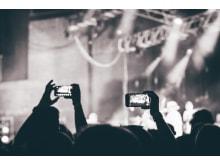 Unikt innblikk i kulissene til landets festivaler og klubber
