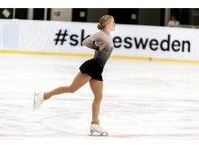 SM 2015 – Kortprogram – Linnea Mellgren