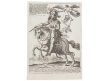 """Transvestiten"" Kristina, 1656"