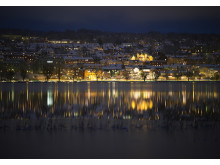 Ulricehamn fra søsiden