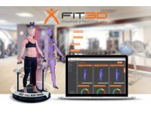 3D scanner visar dina resultat