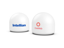 High res image - Intellian - OneWeb