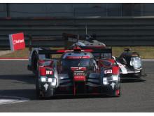 Audi R18 (2016) #7 (Audi Sport Team Joest), Marcel Fässler, André Lotterer, Benoît Tréluyer