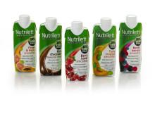 Gruppbild Nutrilett smoothies less sugar