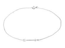 Ankelkjede i sølv 298,- BSA20051