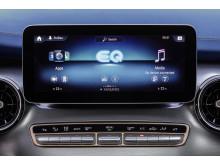 Världspremiär för Mercedes-Benz EQV