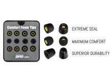 SUPRA Comfort Foam Tips©