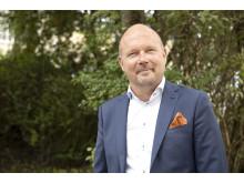 Magnus Skebäck, vd Pulsen Omsorg