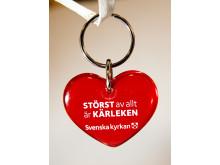 Nyckel(ring) till hjärtat